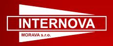 INTERNOVA MORAVA s.r.o. – podlahy, dveře, skříně, parapety Logo